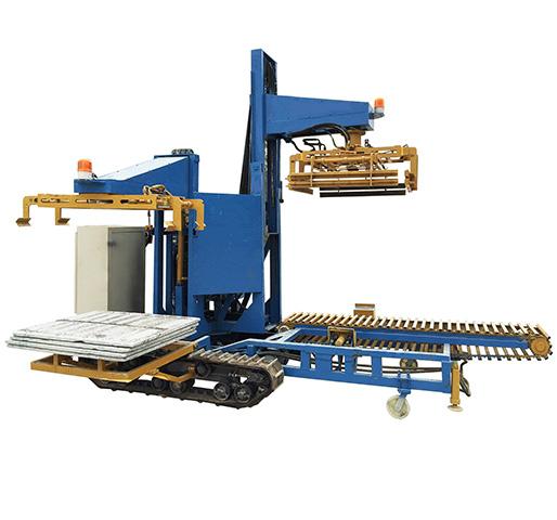 YH-1000Y型移动式码砖机